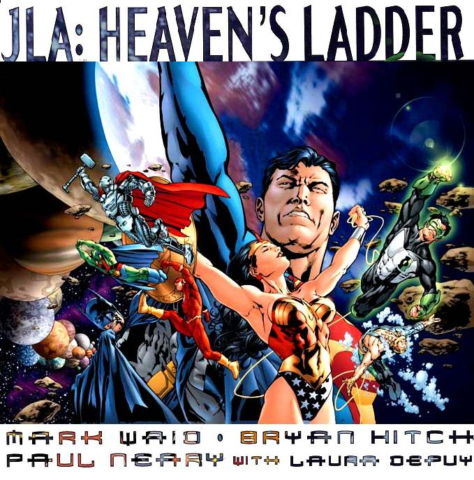 JLA Heavens Ladder p001