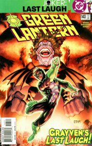 Green Lantern S3 143 - Page 00 - Front Cover