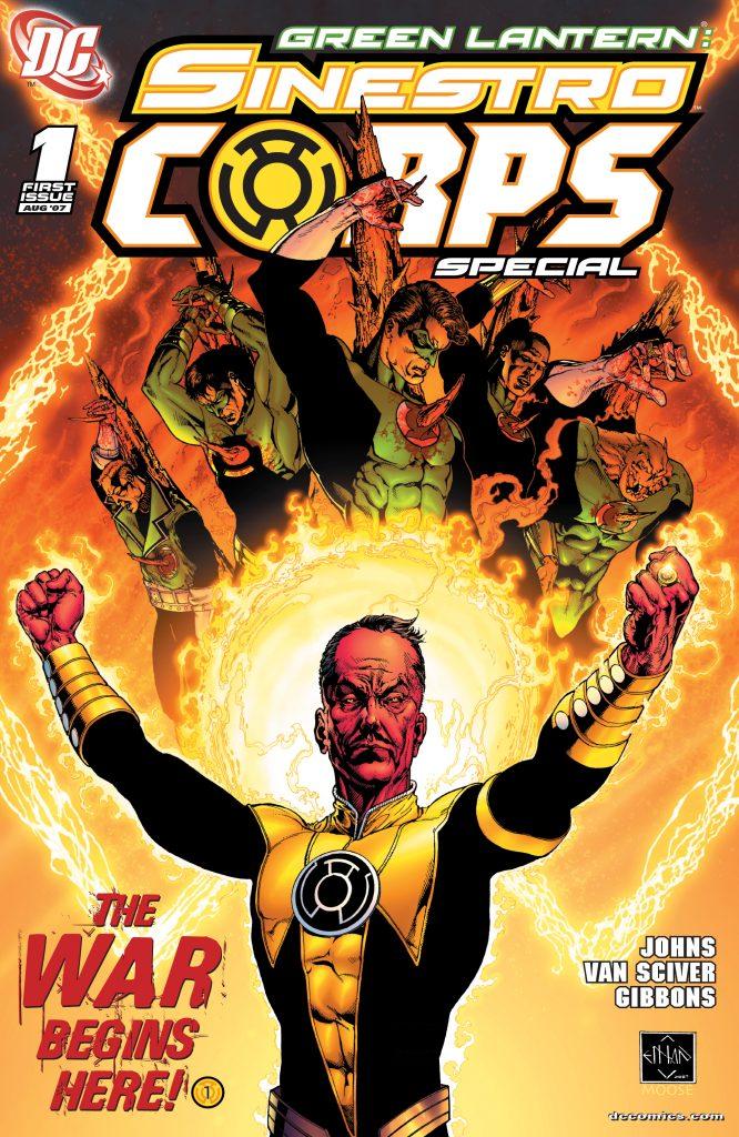 Green Lantern - Sinestro Corps Special 001-000