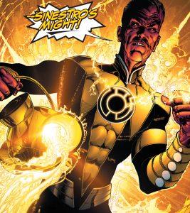 Green Lantern - Sinestro Corps Special 001-004