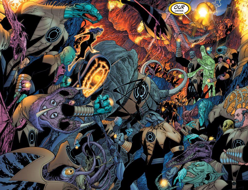 Green Lantern - Sinestro Corps Special 001-025
