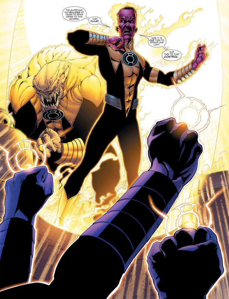 Green Lantern - Sinestro Corps Special 001-026