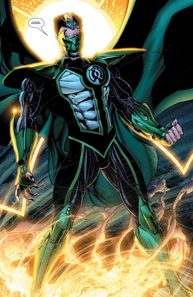 Green Lantern - Sinestro Corps Special 001-040