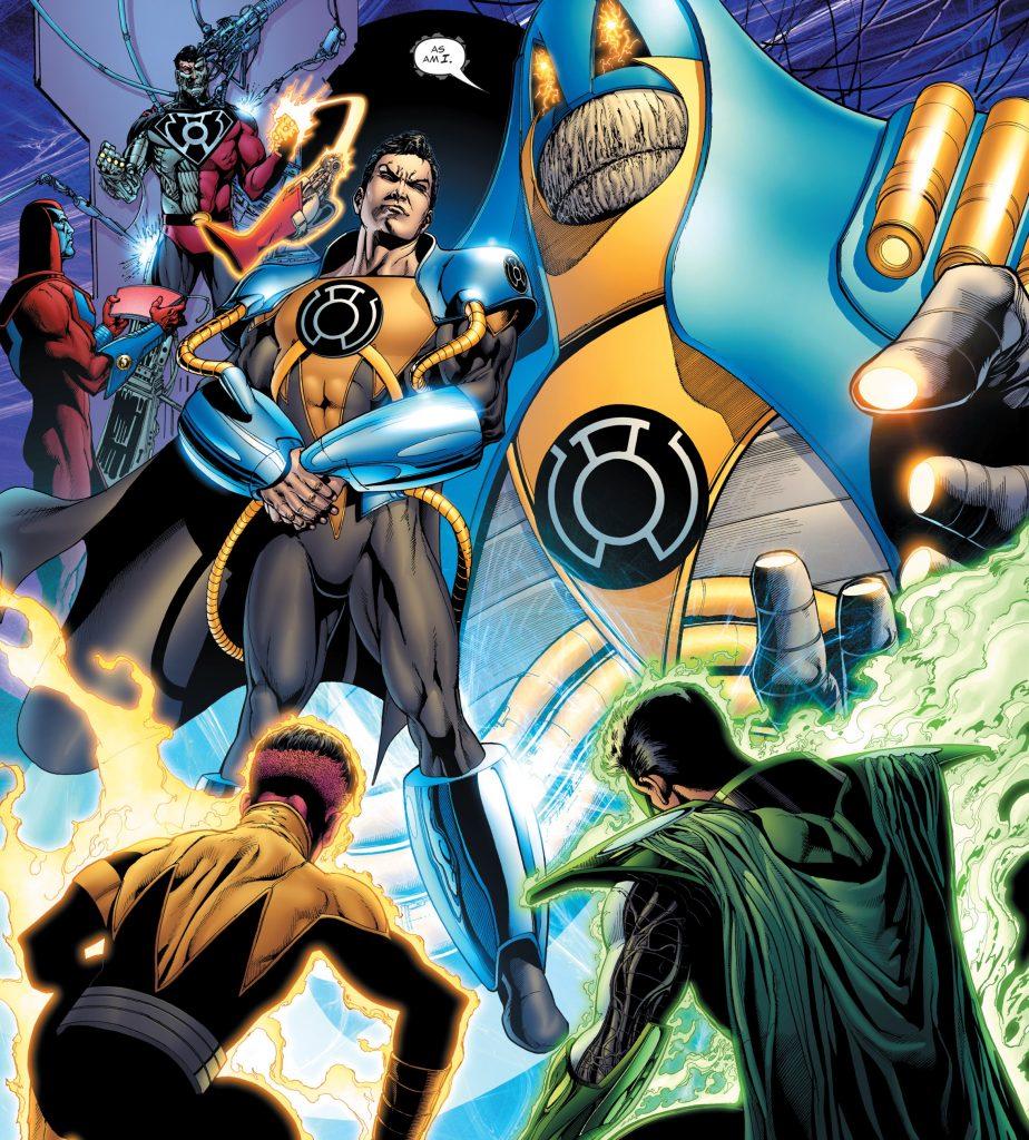 Green Lantern - Sinestro Corps Special 001-042