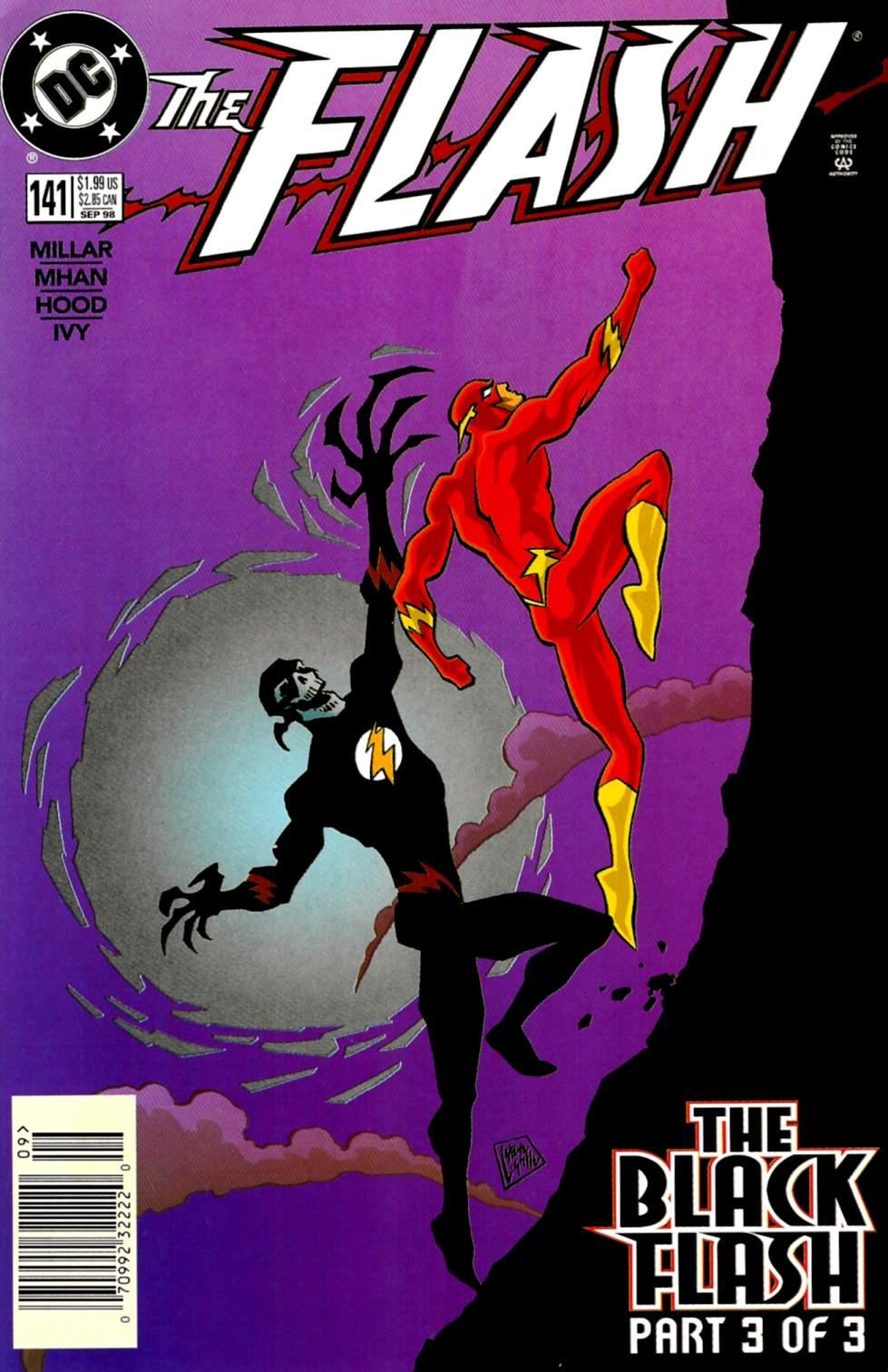 Flash Grant Morrison Mark Millar 1997 Comicsvortex